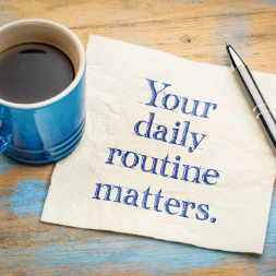 Why Morning Routines Are the Life Hack to a Successful Day